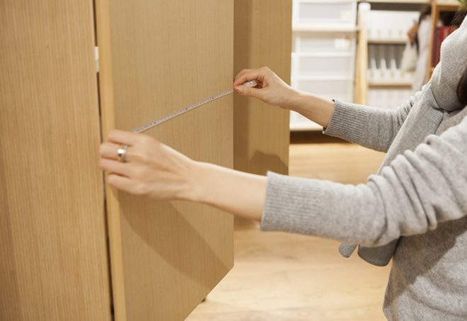 収納家具買い物代行、同行サービス
