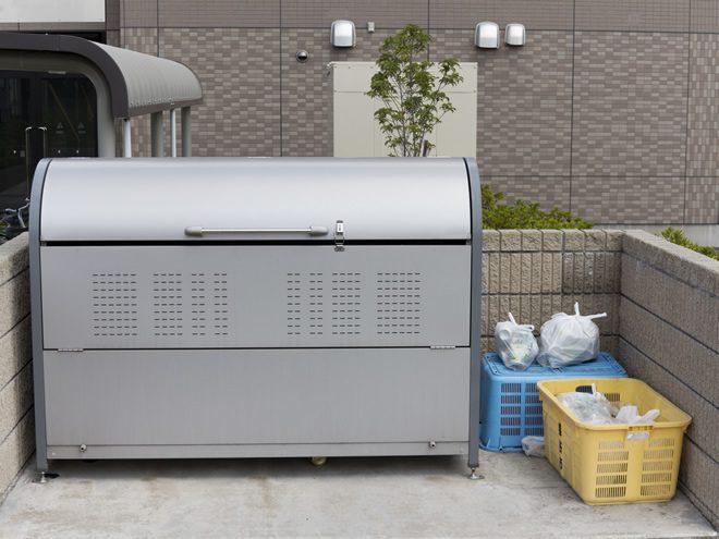 ゴミ捨て環境